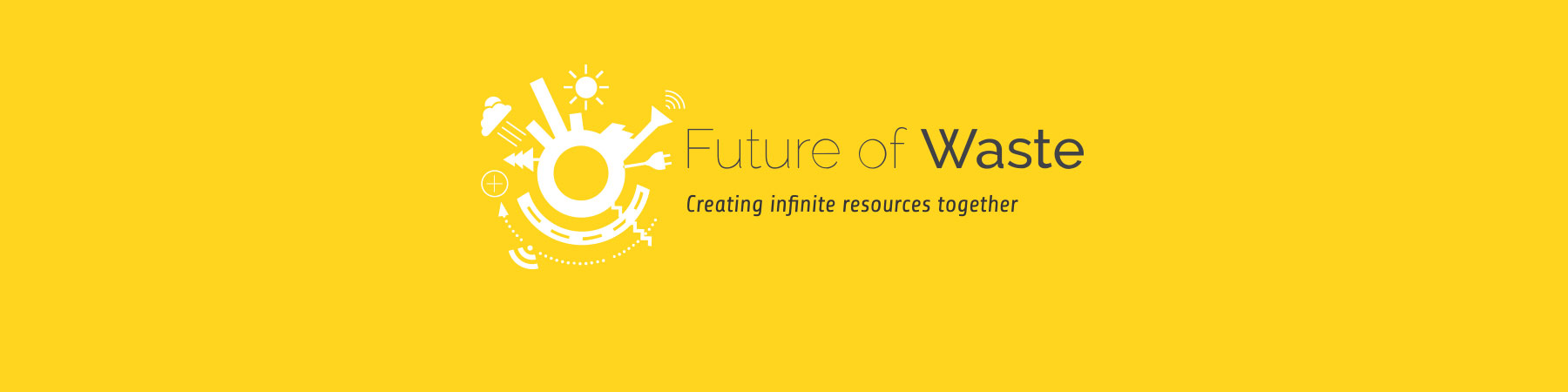 Poster   program   future of waste