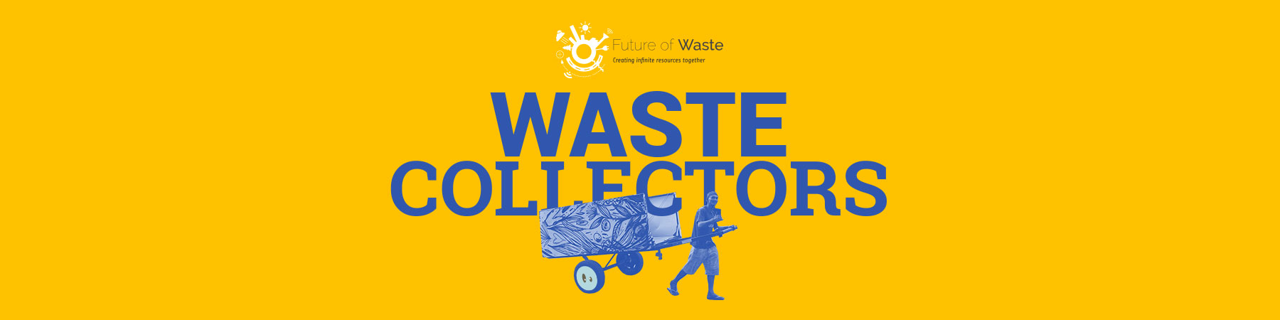 Poster   track   waste collectors