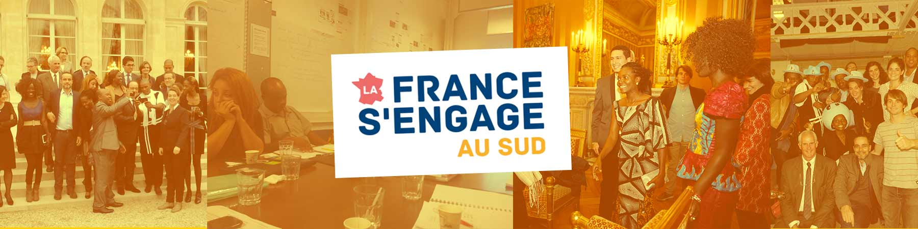 Poster   partnership   la france s engage au sud