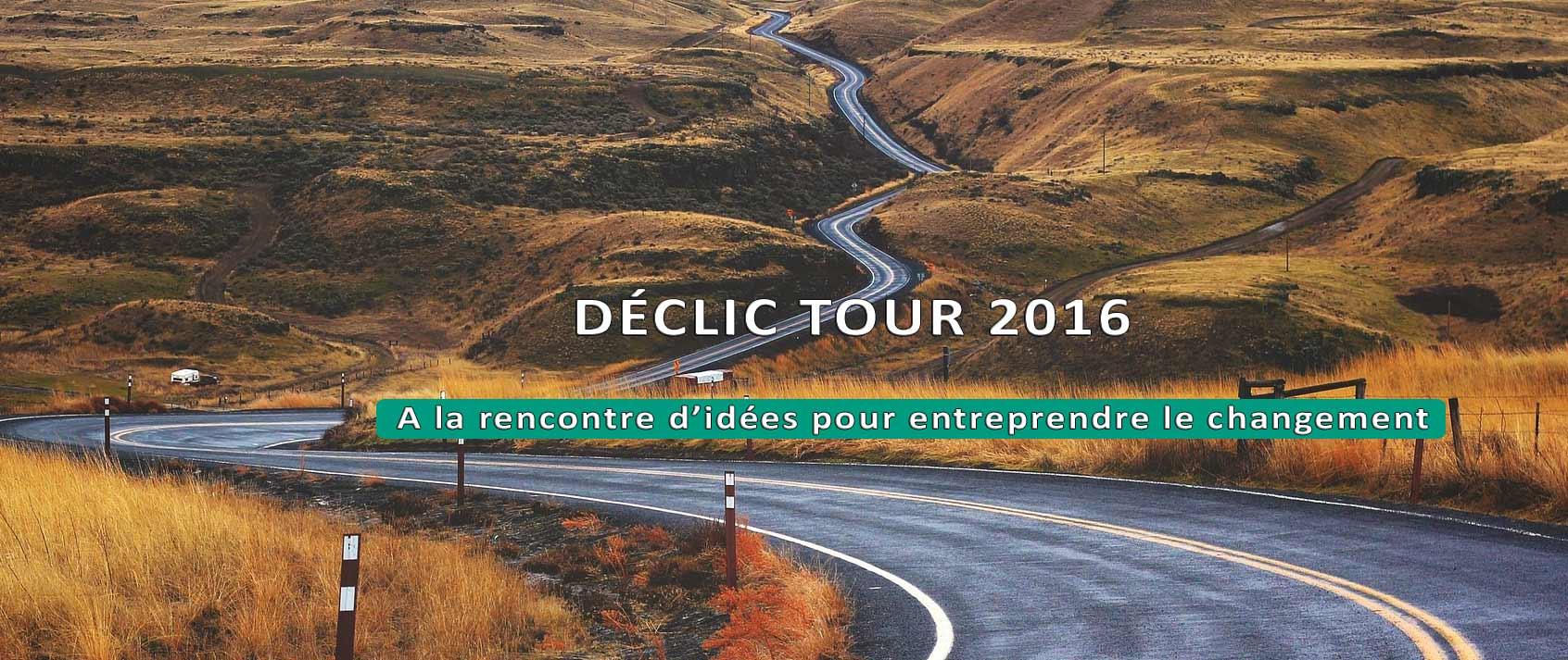 D clic tour cover