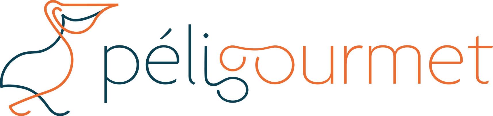 Logo peligourmet fondblanc