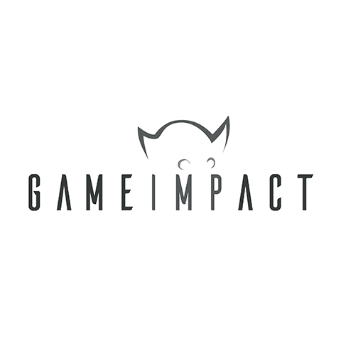 Logo game impact carre